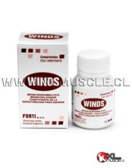 Clenbuterol winds